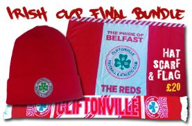 Irish Cup Final Bundle
